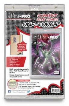 Ultra Pro - Specialty Holder - Current Size Comic UV One Touch Magnetic Holder