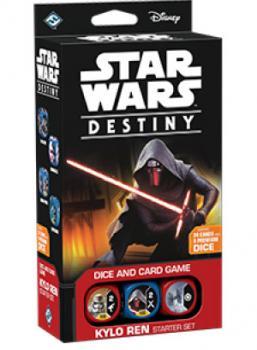 Star Wars Destiny Card Game - Kylo Ren Starter Set