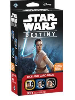 Star Wars Destiny Card Game - Rey Starter Set