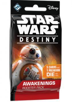 Star Wars Destiny Card Game - Awakenings Booster Pack