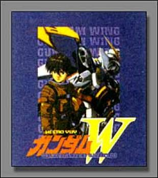 Gundam wing Heero Yuy T-shirt XL