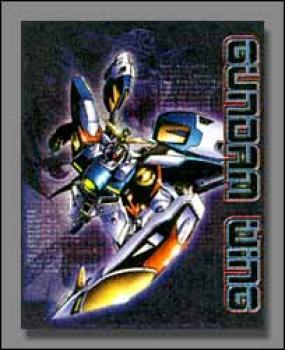 Gundam wing Specs T-shirt XL