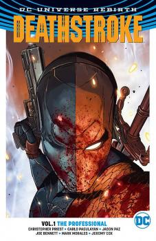 DEATHSTROKE VOL. 01: THE PROFESSIONAL (REBIRTH) (TRADE PAPERBACK)