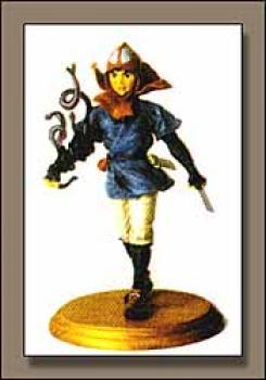 Princess Mononoke Ashitaka resin statue
