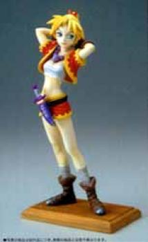 Chrono cross resin statue Kid