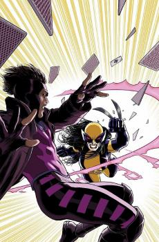 ALL NEW WOLVERINE #17