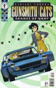 Gunsmith cats Part 3 Shades of Gray 3