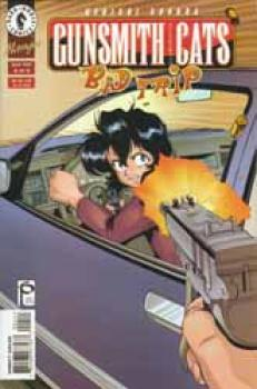 Gunsmith cats Part 5 Bad trip 4