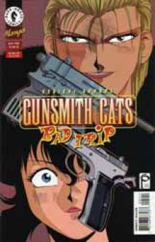 Gunsmith cats Part 5 Bad trip 5