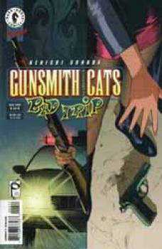 Gunsmith cats Part 5 Bad trip 6