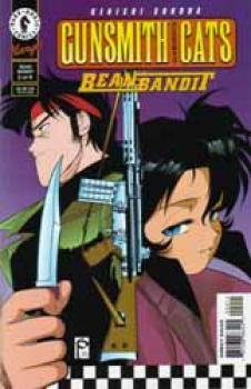 Gunsmith cats Part 6 Bean bandit 2