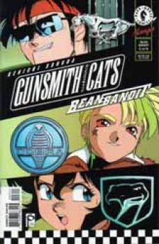 Gunsmith cats Part 6 Bean bandit 3