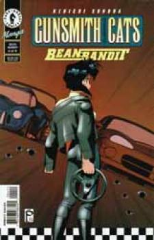 Gunsmith cats Part 6 Bean bandit 4