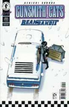 Gunsmith cats Part 6 Bean bandit 7