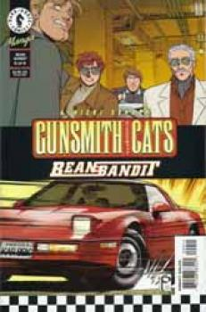 Gunsmith cats Part 6 Bean bandit 9