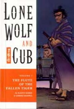 Lone wolf and cub vol 03 TP The flute of the fallen Tiger