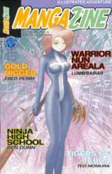 Mangazine 15