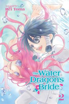 Water Dragon's Bride vol 02 GN Manga