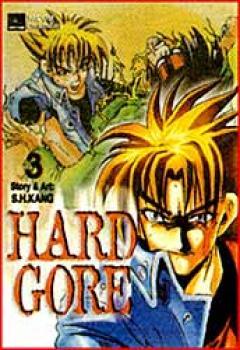 Hard gore vol 3 GN