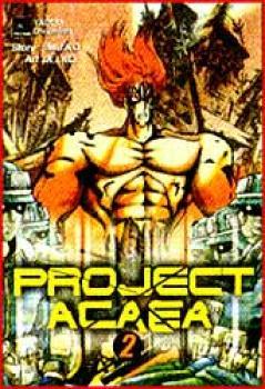 Project Acaea vol 2 GN