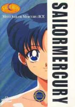 Sailor Moon scout guide Meet sailor Mercury: Ice
