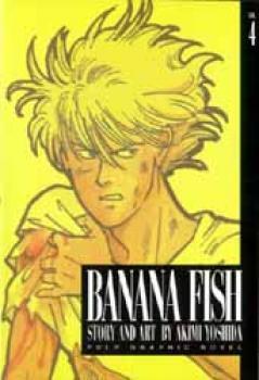 Banana fish vol 4 TP