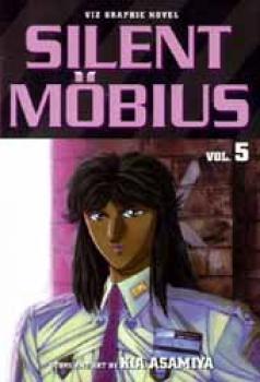 Silent mobius vol 5