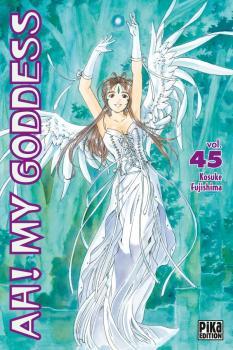 Ah my Goddess tome 45