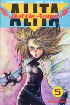 Battle angel Alita part 1: 5