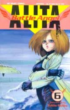Battle angel Alita part 1: 6