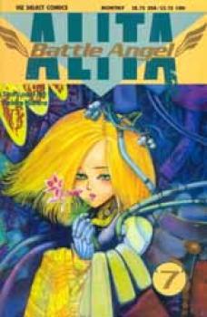 Battle angel Alita part 1: 7