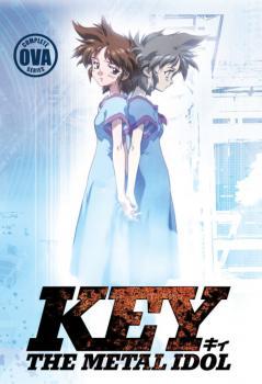 Key the Metal Idol DVD