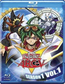 Yu-Gi-Oh! Arc V Season 01 Collection Blu-ray