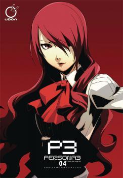 Persona 3 vol 04 GN Manga