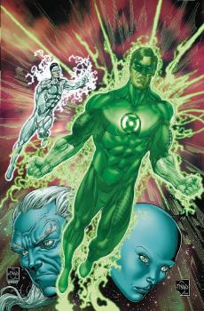 HAL JORDAN & THE GLC TP VOL 02 BOTTLED LIGHT (REBIRTH)