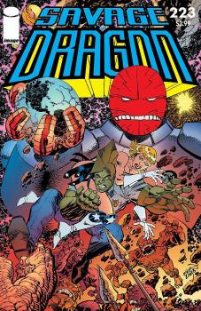 SAVAGE DRAGON #223 (MR)