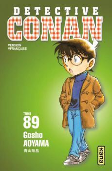 Detective Conan tome 89