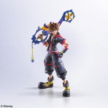 Kingdom Hearts III Bring Arts Action Figure - Sora