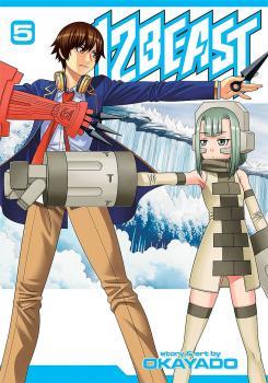 12 Beast vol 05 GN Manga