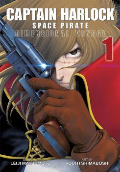 Captain Harlock Dimensional Voyage vol 01 GN Manga