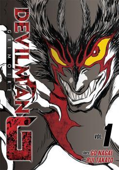 Devilman Grimoire vol 01 GN Manga