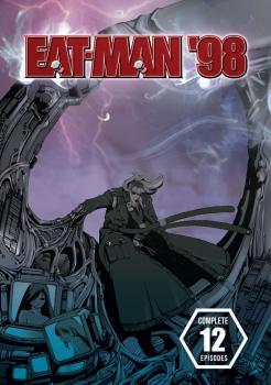 EAT-MAN 98 DVD