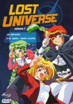 Lost universe vol 1 DVD
