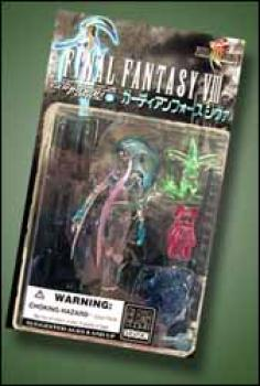 Final Fantasy 8 Guardian force series 2 clear figures Shiva