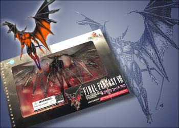 Final Fantasy 8 Guardian force series 2 clear figures Diablos