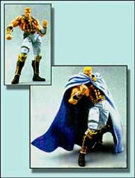 Fist of the North star action figures 2000 Falco