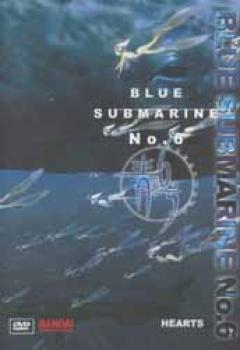 Blue Submarine No 6 Vol 3 Hearts DVD