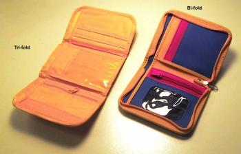 Pokemon tri-fold wallet
