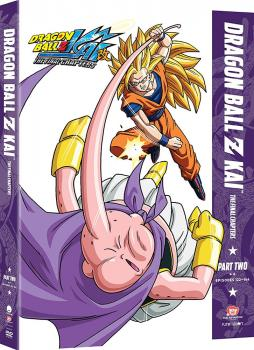 Dragon Ball Z Kai The Final Chapters Part 02 DVD
