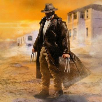 MARVEL UNIVERSE ACTION FIGURE 1/12 OLD MAN LOGAN 15 CM